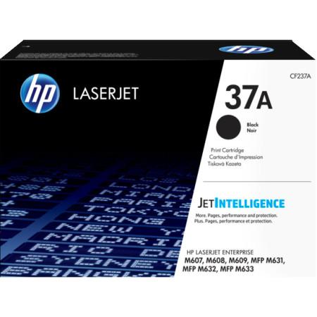 Toner HP LaserJet Original 37A Preto CF237A