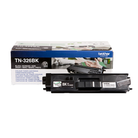 Toner Brother Original TN-326BK Preto