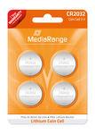 Pilhas de Lítio MediaRange Cell | CR2032 3V - Pack 4   - ONBIT