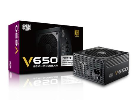 Fonte Cooler Master V650 Modular 650W