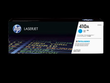 Toner HP LaserJet Original 410A Azul (CF411A)
