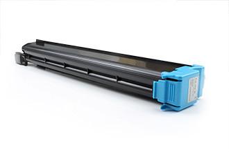 Toner Konica Minolta BIZHUB TN613C C452 / C552 /C652 Compatível (A0TM450/TN-613C) Azul