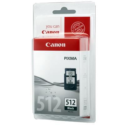Tinteiro Canon PG-512 Preto Original   - ONBIT