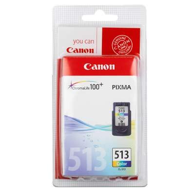 Tinteiro Canon CL-513 Tricolor Original   - ONBIT