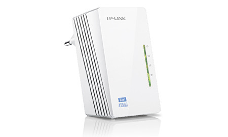 TP-Link 300Mbps AV500 WiFi Powerline Extender TL-WPA4220   - ONBIT