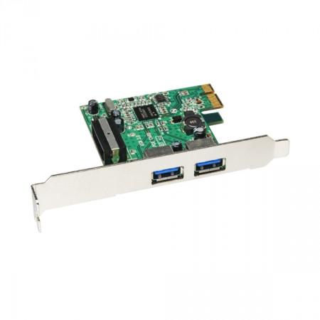 Gembird Placa PCI-e 2x USB3.0  UPC-30-2P - ONBIT