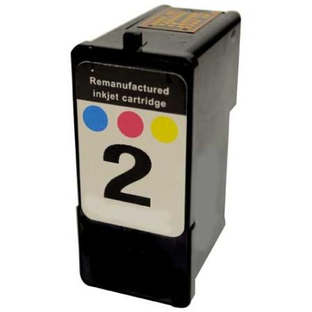 Tinteiro Lexmark Reciclado Nº 2 (18C0190)   - ONBIT