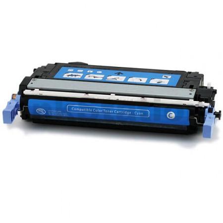 Toner 642A HP Compatível (CB401A) Azul   - ONBIT