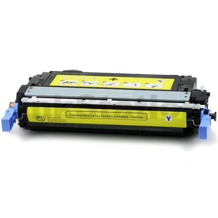 Toner 642A HP Compatível (CB402A) Amarelo   - ONBIT