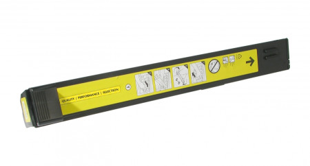 Toner 823A HP Compatível CB382A amarelo   - ONBIT
