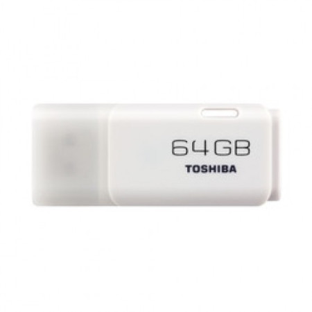 Toshiba Pendrive 64GB White USB 2.0  THN-U202W0640E4 - ONBIT