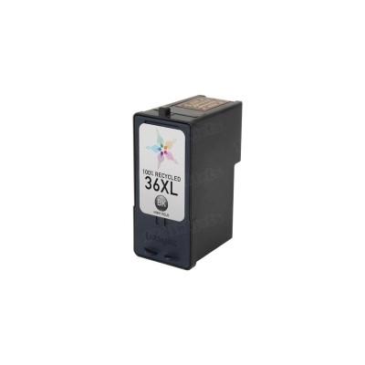 Tinteiro Lexmark Compatível nº 36 XL Preto (18C2170)   - ONBIT