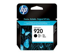Tinteiro HP 920 Preto Original (CD971AE)   - ONBIT