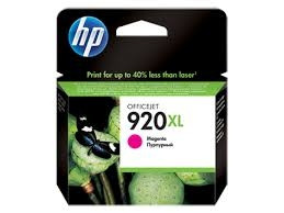 Tinteiro HP 920XL Original Magenta (CD973AE)   - ONBIT