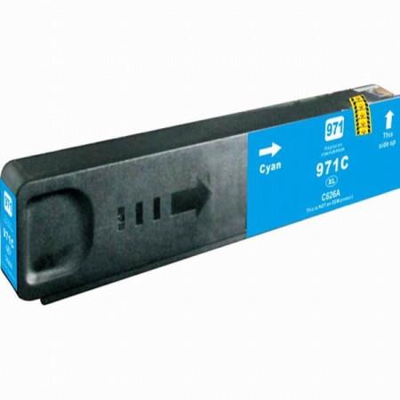 Tinteiro HP Compatível 971XL Azul (CN626AE)   - ONBIT