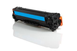 Toner HP 312A Compatível CF381A  Azul