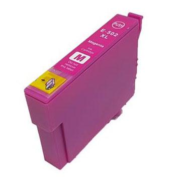 Tinteiro Epson Compatível 502 XL - T02W3 / T02V3 Magenta