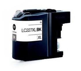 Tinteiro Brother Compatível LC227 XL (V2) Preto   - ONBIT
