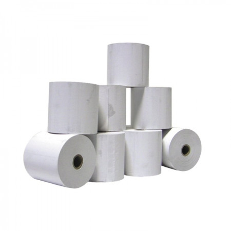 Rolos de papel 4Office normal 75x70x11 - Pack 10   - ONBIT