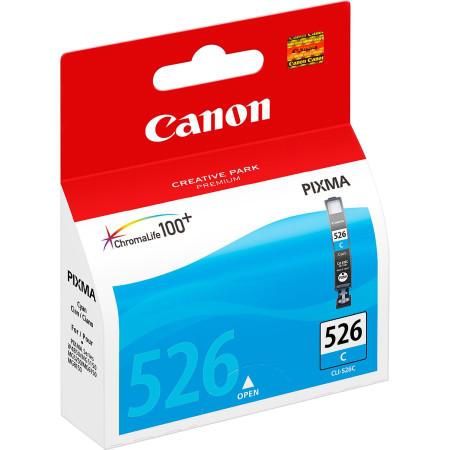 Tinteiro Canon CLI-526 C XL Azul Original (4541B001)