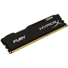 Kingston 8GB DDR4 2400MHz HyperX Fury Black (HX424C15FB/8)  HX424C15FB/8 - ONBIT