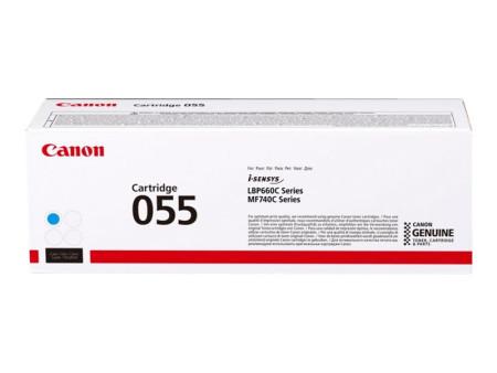 Toner Canon Original 055 Azul (3015C002)