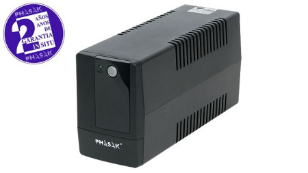 UPS Phasak Basic Interactive 400 VA  PH9404 - ONBIT