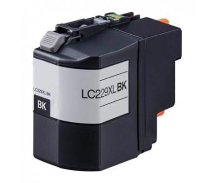 Tinteiro Brother Compatível LC229 XL (V2) Preto   - ONBIT