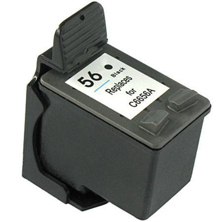 Tinteiro HP Reciclado Nº 56 preto (C6656AE)