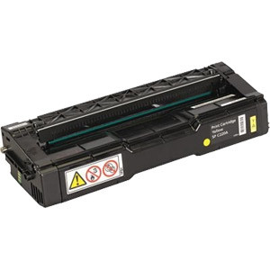 Toner Compativel Ricoh SP C220 Amarelo   - ONBIT