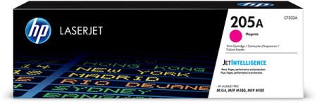 Toner HP LaserJet Original 205A Magenta (CF533A)