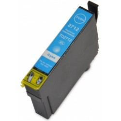 Tinteiro Compatível Epson 27 XL T2712 Azul  C13T27124010 - ONBIT