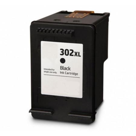 Tinteiro HP Reciclado 302 XL v3 Preto (F6U68AE)