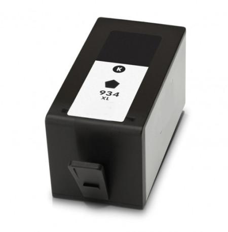 Tinteiro HP Compatível 934 XL Preto V3 (C2P23AE)   - ONBIT