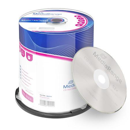 CD-R Mediarange 52x - Pack 100