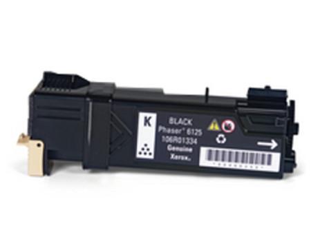 Toner Xerox Phaser 6125 preto   - ONBIT