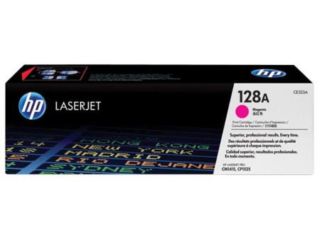 Toner HP LaserJet Original 128A Magenta CE323A