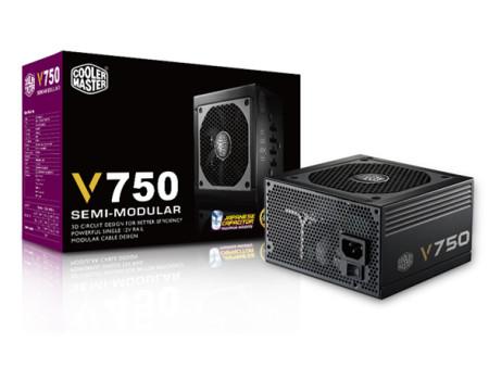 Fonte Cooler Master V750 Modular 750W  RS-750-AFBA-G1 - ONBIT