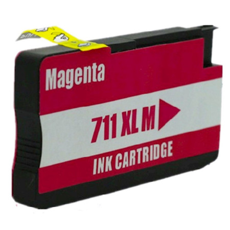 Tinteiro HP Compatível 711 Magenta (CZ131A)
