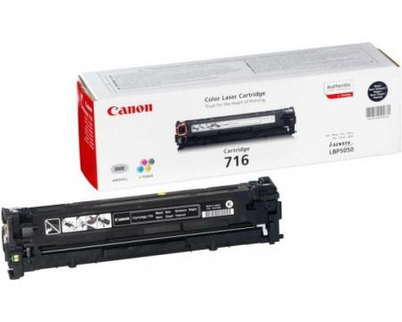 Toner Canon Original 716 Preto (1980B002)