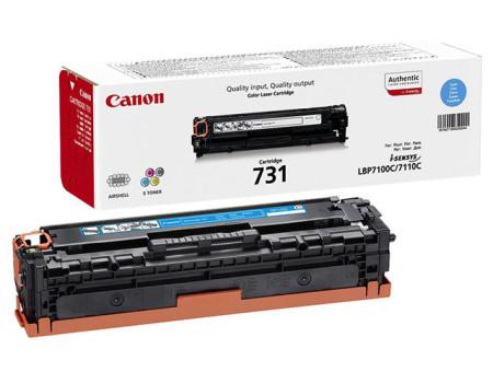 Toner Canon Original 731 Azul (6271B002)