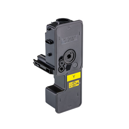 Toner Kyocera TK-5240 Compatível Amarelo (1T02R7ANL0)