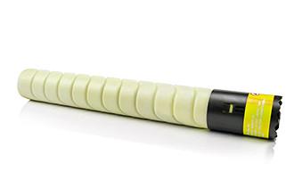 Toner Konica Minolta TN221Y C227 / C267 / C287 Compatível Amarelo TN-221C/A8K3450
