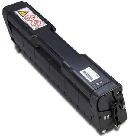 Toner Ricoh SP C352DN Compatível (407386 / SP C352E) Amarelo
