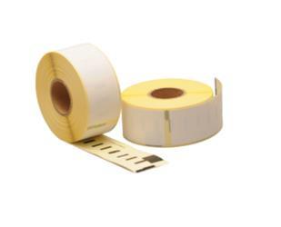 Etiquetas Compativeis DYMO 99010 - 89mm x 28mm direção standard Papel térmico S0722370