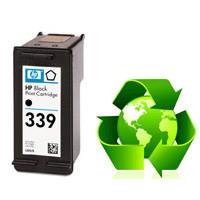 Tinteiro HP Reciclado Preto N 339 (C8767EE)   - ONBIT