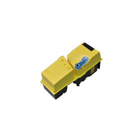 Toner Kyocera TK-825Y Compatível Amarelo (1T02FZAEU0)