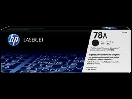 Toner HP LaserJet Original 78A Preto (CE278A)