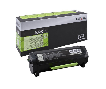 Toner Lexmark Original 502X (50F2X00)