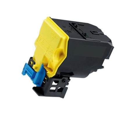 Toner Epson WorkForce AL-C300 Compatível Amarelo (C13S050747)